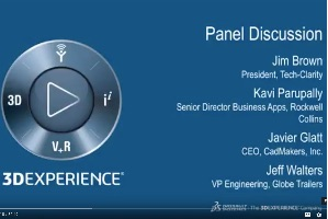 Accelerating your Business & Reducing Complexity with the Cloud (panel discussion)