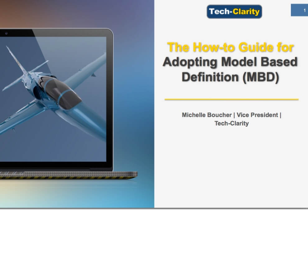 Mbd guide array the how to guide for adopting model based definition mbd ebook rh tech clarity fandeluxe Images