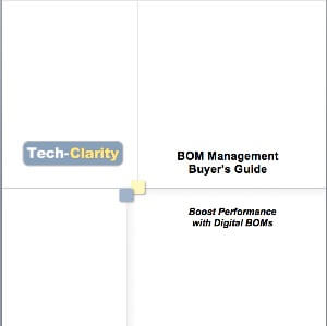 BOM Management Buyer's Guide
