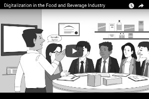 Digitalization in the Food and Beverage Industry (Animation)