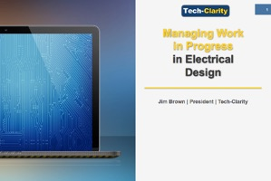 Managing Electronic Design Data and WIP (eBook)