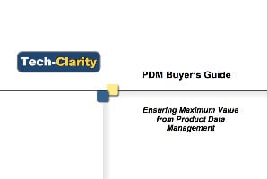 Product Data Management Buyer's Guide (white paper)