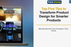 Top 5 Tips to Transforming Product Design for Smarter Products (ebook, survey results)