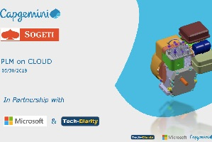PLM in the Cloud Webcast with Sogeti, and Microsoft