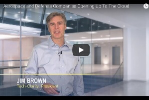 Aerospace and Defense Opening Up To The Cloud (Video)