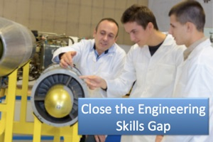 Closing the Engineering Skills Gap (webcast)