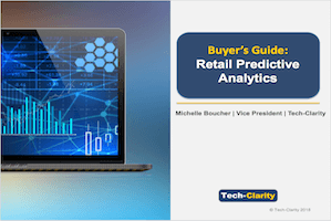 Retail Analytics Buyer's Guide (eBook)