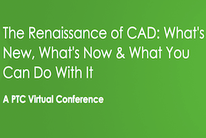 The Renaissance of CAD (webcast)