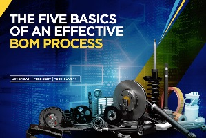 The Five Basics of Effective BOM Processes (eBook)