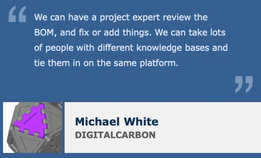 Digitalcarbon BOM Quote