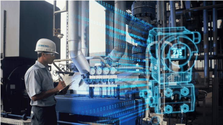 Industrial IoT and Digital Twin in Action