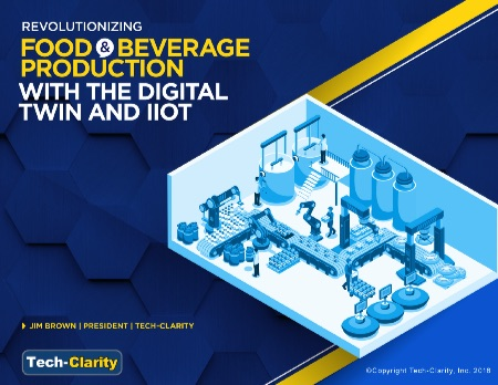 Industrial IoT Food and Beverage