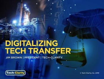 Digitalizing Tech Transfer eBook Cover