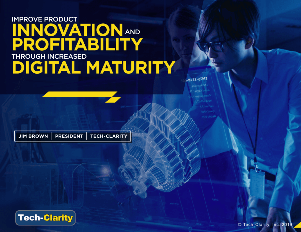 Tech-Clarity Digital Innovation Maturity Cover