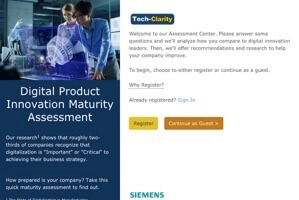 Digital Maturity Assessment Framework for Product Innovation (assessment tool)