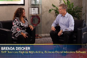 Cloud Strategy Discussion with Siemens SVP Brenda Discher (Tech-Clarity TV)