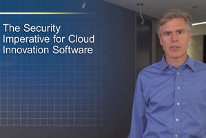 Cloud Security Discussion with Siemens EVP Bob Jones (Video)