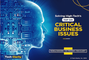Solving High-Tech's Top 6 Critical Business Issues (EBOOK)