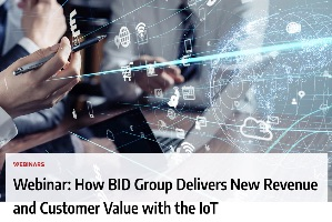 Digital Transformation at BID Group using IoT (webcast)
