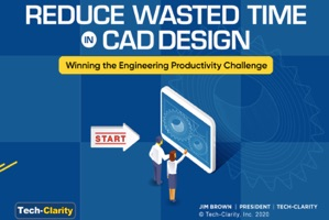 Avoid 5 CAD Design Time Wasters (eBook)
