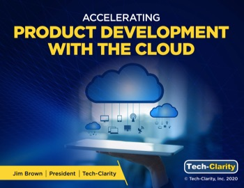 Cloud Product Development Collaboration and Speed