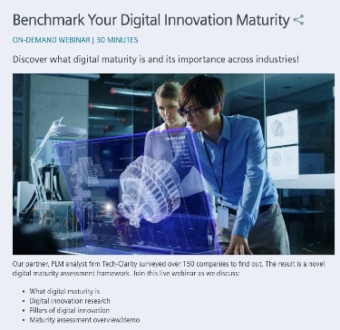 Benchmark Your Digital Innovation Maturity