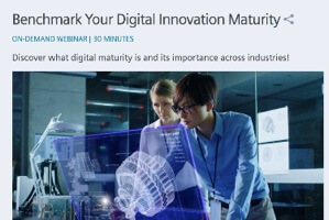 Benchmark Your Innovation Processes and Systems (webcast)