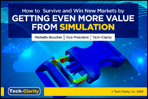 How to Survive and Win New Markets by Getting Even More Value from Simulation (survey results)