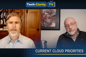 Cloud Progress Report with Siemens VP Bill Boswell (video)