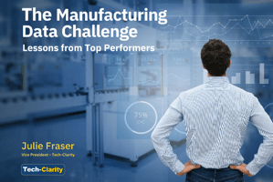 The Manufacturing Data Challenge (survey results)