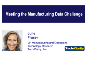 Meeting the Manufacturing Data Management Challenge (webcast)