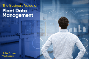 The Challenge of Manufacturing Data Management (article)