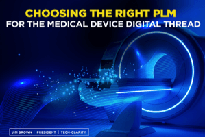 PLM for the Medical Device Digital Thread (buyer's guide)
