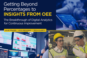 Insights from OEE