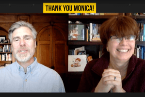 NYT Cloud Migration Interview with Monica Schnitger (video)