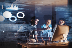 Solve Digital Transformation Gaps with Low-Code (webcast)